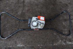 Erdboherer, Stihl, 100 mm, 200 mm und 300 mm