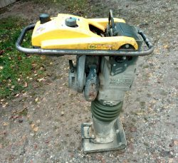 Stampfer, 60 kg, Wacker BS 60